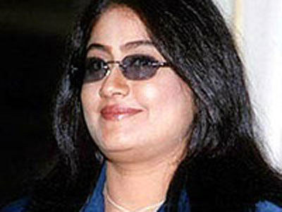 Vijayashanthi is back?