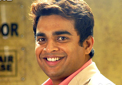 It's not dropped, says Madhavan