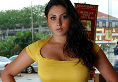 Happy birthday Namitha
