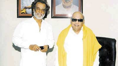Now Kalaignar Karnunanidhi's family in the kollywood race