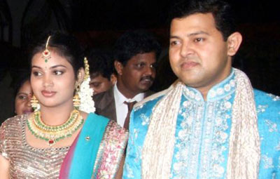 Sneha Brother Reception Photos