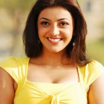 Kajal birthday at AVM studio – impressed media persons