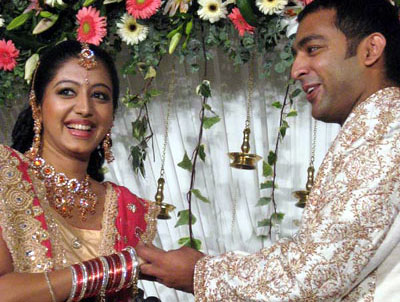 Betrothal held for Gopika