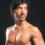 Pandu's son Guru sports a 6 pack!