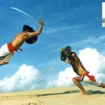 Kamal as Kalaripayattu Expert in Disney's 19 Steps