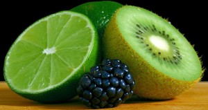 Lime-Kiwifruit