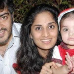 Ajith & Shalini Celebrates Anoushka 1st Birthday