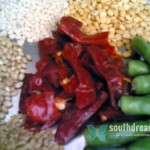Red Sorrel Leaves (Gongura Pachadi)