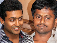 suriya murugadoss Suriya teams up with Murugadoss for a trilingual