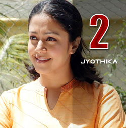 jyothika Top 10 performances of actresses in the last 12 years