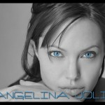 Angelina Jolie Blue Eyes Wallpaper 150x150 27 Attractive and Beautiful Angelina Jolie Wallpapers