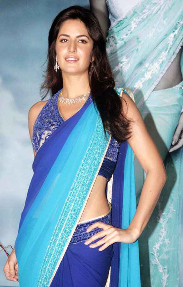 Katrina Kaif Nakshatra Indian celebrities in saree photo gallery