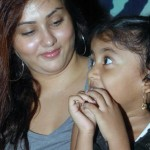 Namitha Meets India Childrens Welfare Association Photo Gallery