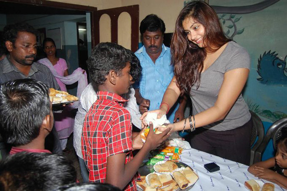 Namitha Meets India Childrens Welfare Association 14 Namitha Meets India Childrens Welfare Association Photo Gallery