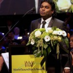 A.R Rahman at World Soundtrack Awards 2009 HQ Photo gallery