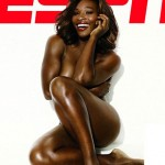 Serena Williams and Carano's nude pics on ESPN 'The Body' Magazine
