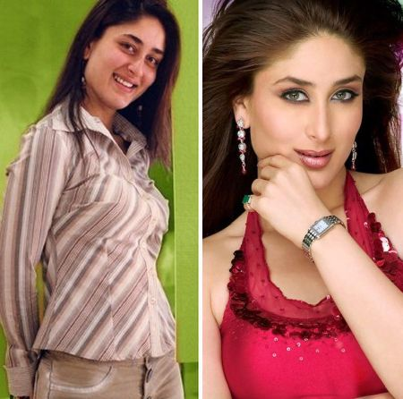 kareena without makeup Bollywood Actress Without Makeup