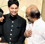 Rajinikanth and Jayalalitha attended the Srikanth's son Adithya's wedding