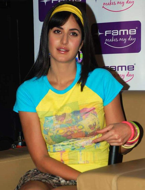 Katrina Kaif and Ranbir at Fame Malad 16 Katrina Kaif and Ranbir at Fame Malad