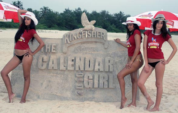 Kingfisher Calendar 2010 models hot sexy stills 08 Kingfisher Calendar 2010 Hot Sexy Photo Gallery