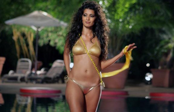 Of 2010 bikini girls hottest