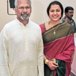 Mani Ratnam, Suhasini on ramp