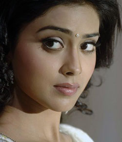 Actress Shriya Saran