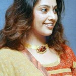 Meena in the Kannada remake
