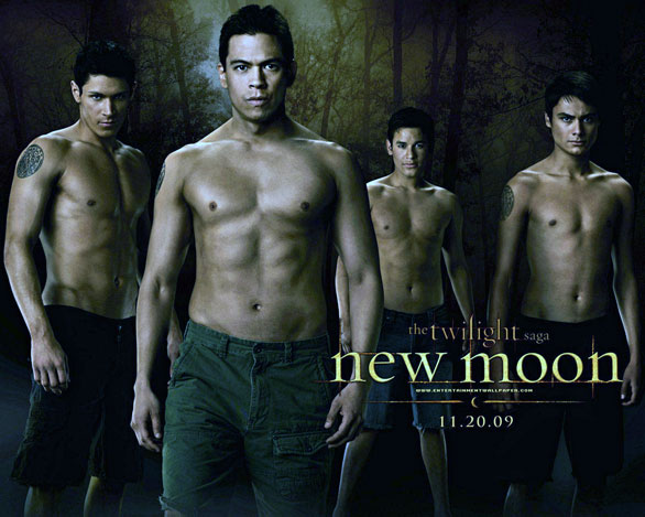 the twilight saga s new moon Top 10 Hollywood movies of 2009