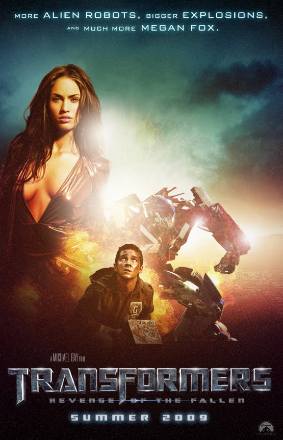 transformers revenge of the fallen Top 10 Hollywood movies of 2009