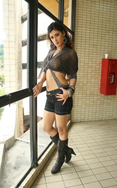 actress meenakshi hot in gangwar telugu movie still 17 Hot Meenakshi in Telugu movie Gangwar