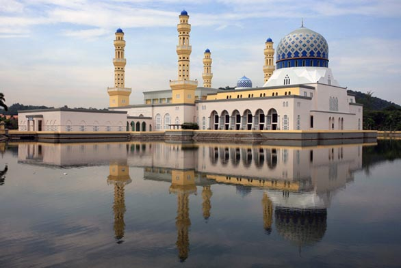 40 Most Beautiful Mosques Around The World