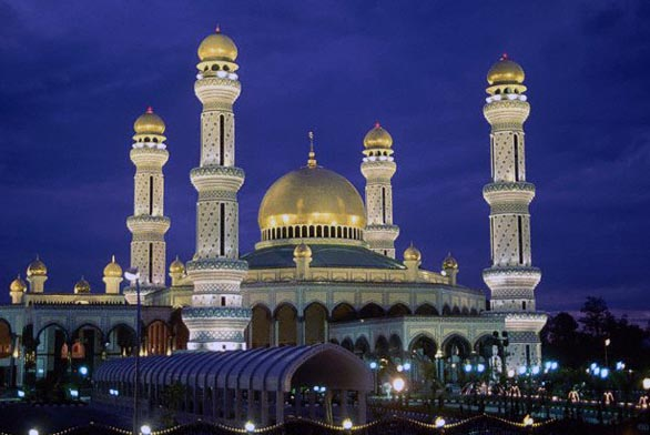beautiful mosques around the world 31 40 Most Beautiful Mosques Around The World