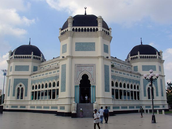 beautiful mosques around the world 34 40 Most Beautiful Mosques Around The World
