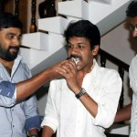 Sasikumar at Bala's office