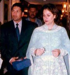 Sachin Tendulkar Family Photos6 Sachin Tendulkar Rare Picture & Videos