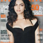 Deepika features on cover of Maxim's 50th issue