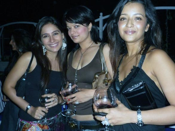 shriya and reema sen private party gallery 1 Shreya Saran, Reemma Sen in photo scandal