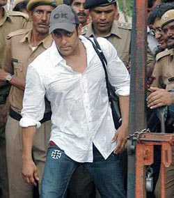 Salman Khan Jail Life Salman Khans Jail Life on Big Screen
