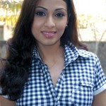 Shooting the breeze with actress Sadha
