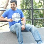 'Home is the best place' says Karthi