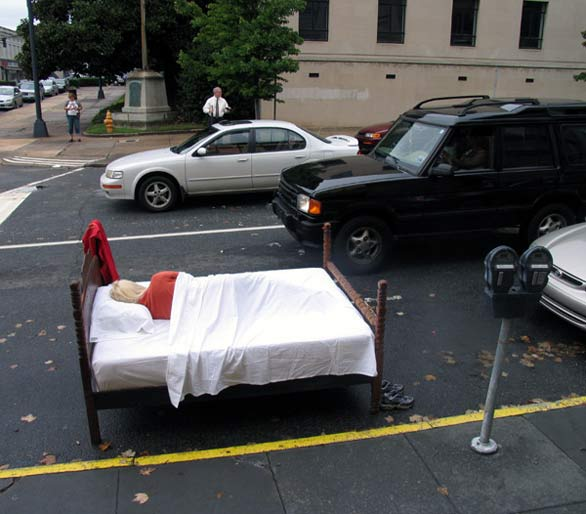 washington dc 04top 40 most bizarre street installations pictures 18 Top 40 Most Bizarre Street Installations