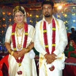Rambha enters Wedlock with Indirakumar