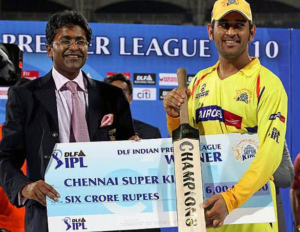 csk 3 Chennai win IPL 3 Final