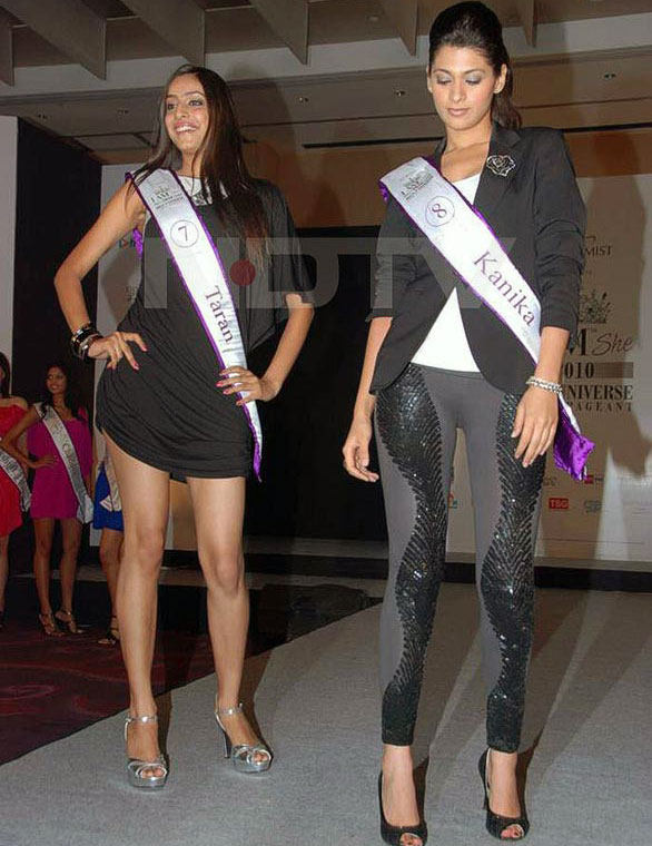 Femina Miss India 2010 17 Pantaloons Femina Miss India Finalists stills