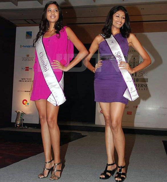 Femina Miss India 2010 19 Pantaloons Femina Miss India Finalists stills