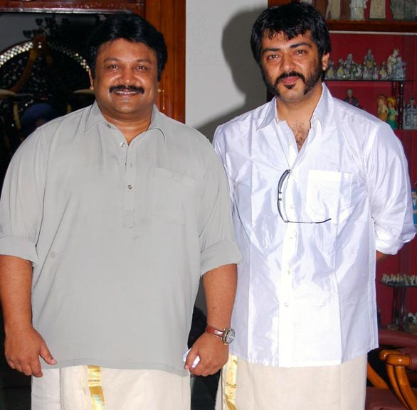 prabhu ajith Ajiths next for Sivaji Films