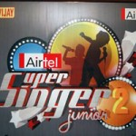Vijay TV -  Airtel Super Singer Junior 2 - wildcard round results