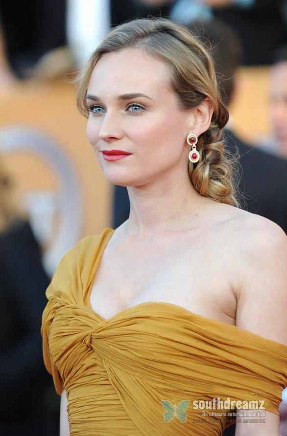 Diane Kruger Hot 54 Most Beautiful Hollywood Babes