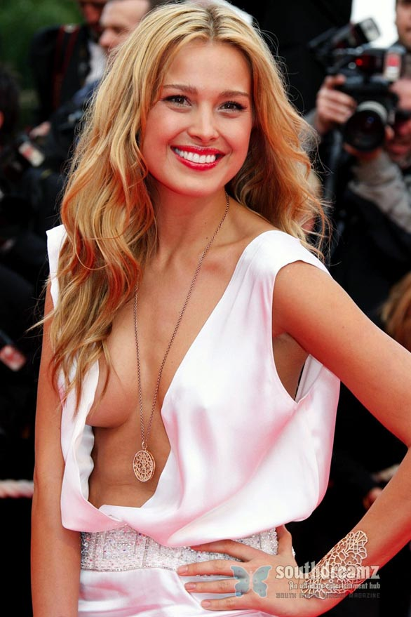 Petra Nemcova Top 55 most revealing dresses on Red Carpet